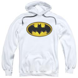 Image for Batman Hoodie - Airbrush Bat Symbol