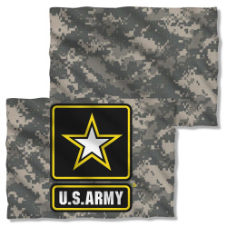 Image Closeup for U.S. Army Pillow Case - Patch