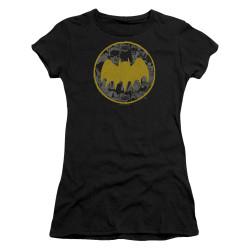 Image for Batman Girls T-Shirt - Vintage Symbol Collage