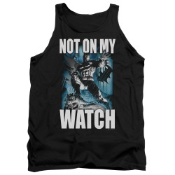 Image for Batman Tank Top - Not On My Watch