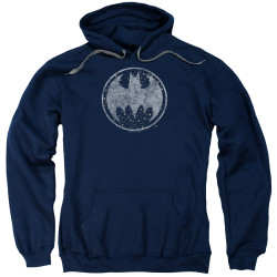 Image for Batman Hoodie - Starry Night Shield