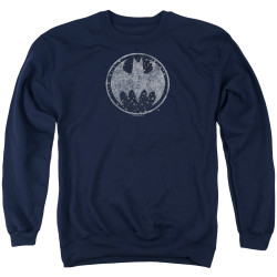 Image for Batman Crewneck - Starry Night Shield