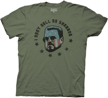Image for The Big Lebowski T-Shirt - Roll on Shabbas