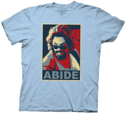 Image for The Big Lebowski T-Shirt - Abide