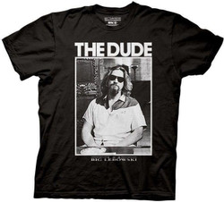 Image for The Big Lebowski T-Shirt - Dude Photo