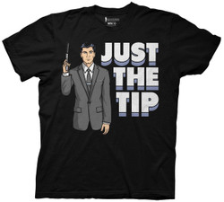 Image for Archer T-Shirt - The Tip