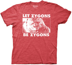 Image for Doctor Who T-Shirt - Let Zygons be Zygons