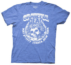 Image for Grateful Dead T-Shirt - Ithaca New York