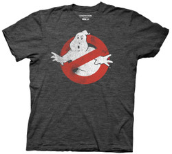 Image for Ghostbusters T-Shirt - Distressed No Ghost
