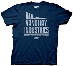 Image for Seinfeld T-Shirt - Vandelay Industries
