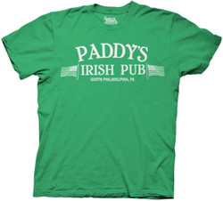 Image for It's Always Sunny in Philadelphia T-Shirt - Paddy's