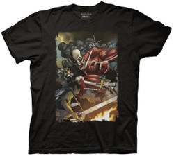 Image for Attack on Titan T-Shirt - Anthology Cameron Stewart Art