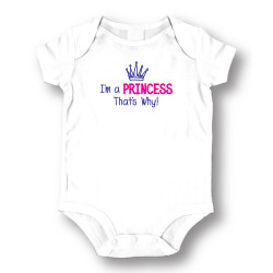 Image for I'm a Princess That's Why! Baby Creeper