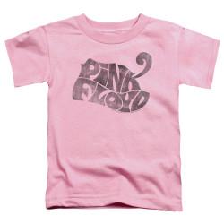 Image for Pink Floyd Pink Logo Toddler T-Shirt