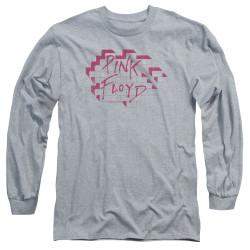Image for Pink Floyd Long Sleeve Shirt - Wall Logo
