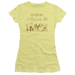 Image for Genesis Girls T-Shirt - Trick of the Tail