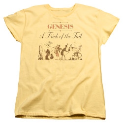 Image for Genesis Womans T-Shirt - Trick of the Tail