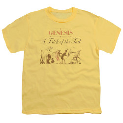 Image for Genesis Youth T-Shirt - Trick of the Tail