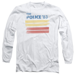 Image for The Police Long Sleeve Shirt - '83