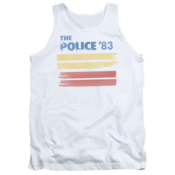Image for The Police Tank Top - '83
