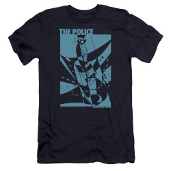Image for The Police Premium Canvas Premium Shirt - Message in a Bottle