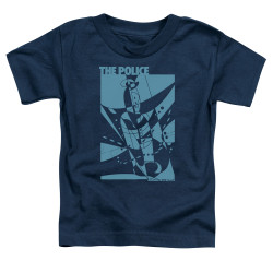 Image for The Police Message in a Bottle Toddler T-Shirt