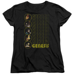 Image for Genesis Womans T-Shirt - The Carpet Crawlers