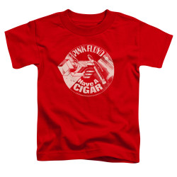 Image for Pink Floyd Just a Cigar Toddler T-Shirt