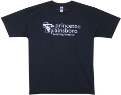 Image Closeup for House Princeton Plainsboro Teaching Hospital T-Shirt