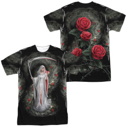 Image for Anne Stokes Sublimated T-Shirt - Life Blood 100% Polyester