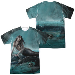 Image for Anne Stokes Sublimated T-Shirt - Sirens Lament 100% Polyester