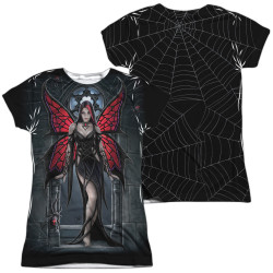 Image for Anne Stokes Girls Sublimated T-Shirt - Arcanafaria