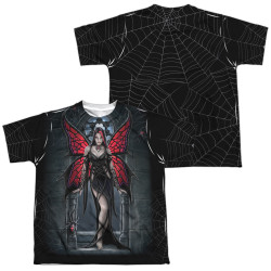 Image for Anne Stokes Youth Sublimated T-Shirt - Arcanafaria