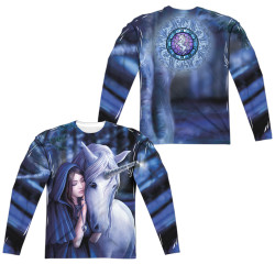 Image for Anne Stokes Sublimated Long Sleeve - Solace