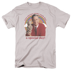 Image for Mr. Rogers T-Shirt - Special Day