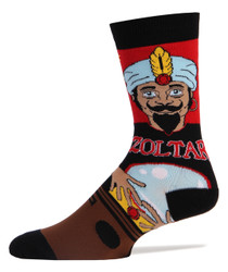 Image for Zoltar Make a Wish Socks