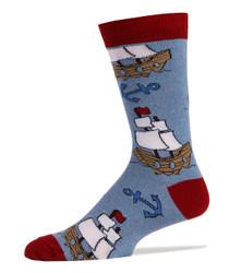 Image for Let's Sail Socks