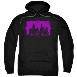 Image for Fantastic Beasts: the Crimes of Grindelwald Hoodie - Howarts Silhouette