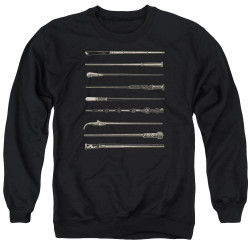 Image for Fantastic Beasts: the Crimes of Grindelwald Crewneck - Wands