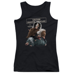 Image for Fantastic Beasts: the Crimes of Grindelwald Girls Tank Top - Cuddle Puddle