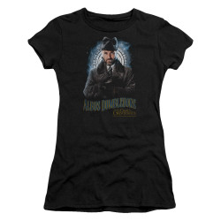 Image for Fantastic Beasts: the Crimes of Grindelwald Girls T-Shirt - Dumbledore