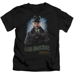 Image for Fantastic Beasts: the Crimes of Grindelwald Dumbledore Kid's T-Shirt