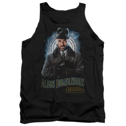 Image for Fantastic Beasts: the Crimes of Grindelwald Tank Top - Dumbledore