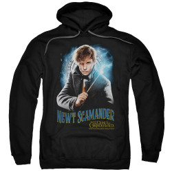 Image for Fantastic Beasts: the Crimes of Grindelwald Hoodie - Scamander Monogram