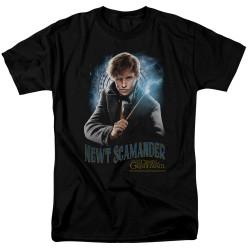 Image for Fantastic Beasts: the Crimes of Grindelwald T-Shirt - Scamander Monogram
