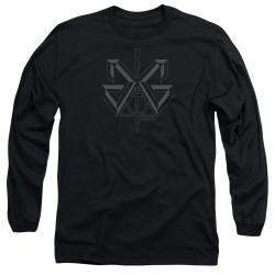 Image for Fantastic Beasts: the Crimes of Grindelwald Long Sleeve Shirt - Grindelwald Sigil