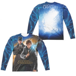 Image for Fantastic Beasts: the Crimes of Grindelwald Sublimated Long Sleeve - Team Up