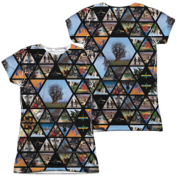 Image for Pink Floyd Girls Sublimated T-Shirt - Photographs