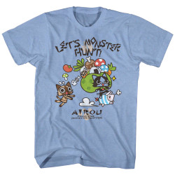 Image for Monster Hunter Airou Hunter T-Shirt