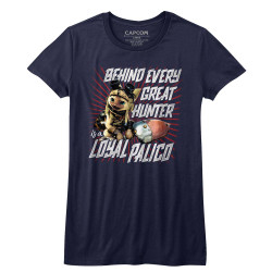 Image for Monster Hunter Girls T-Shirt - Loyal Palico